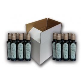 Truscia - Scatola componibile da 6 bottiglie da 25cl