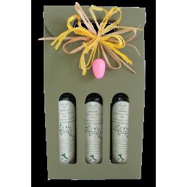 Confezione regalo pasquale-Tris peperoncino