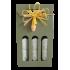 Confezione regalo pasquale-Tris bergamotto
