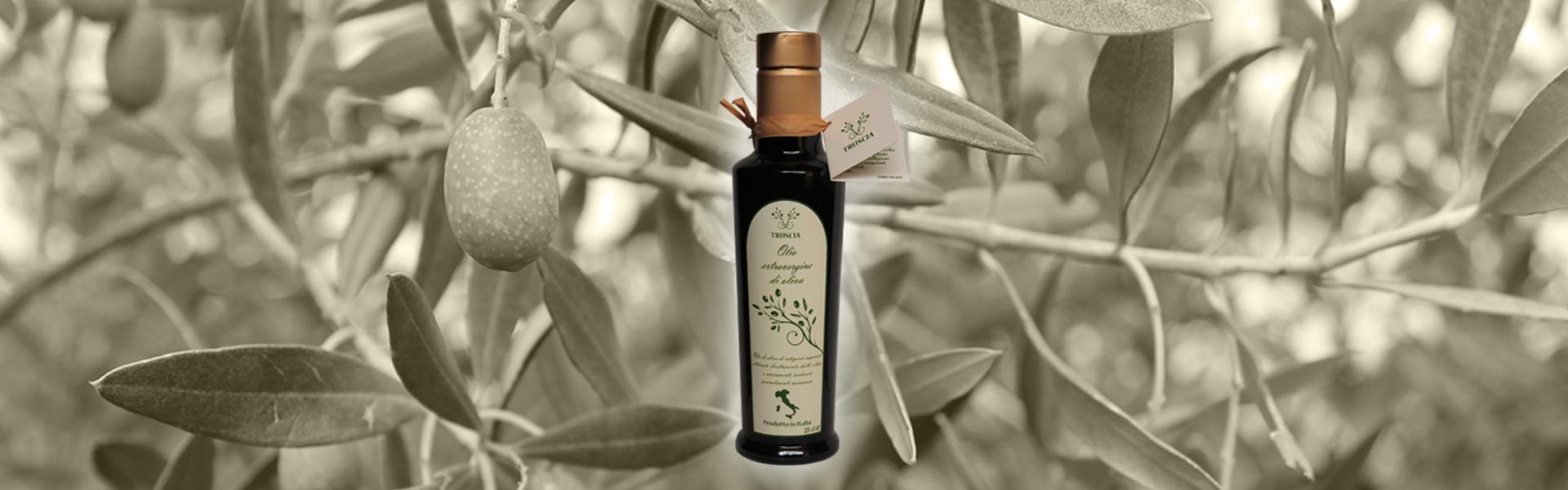 TRUSCIA - Olio extravergine di oliva classico